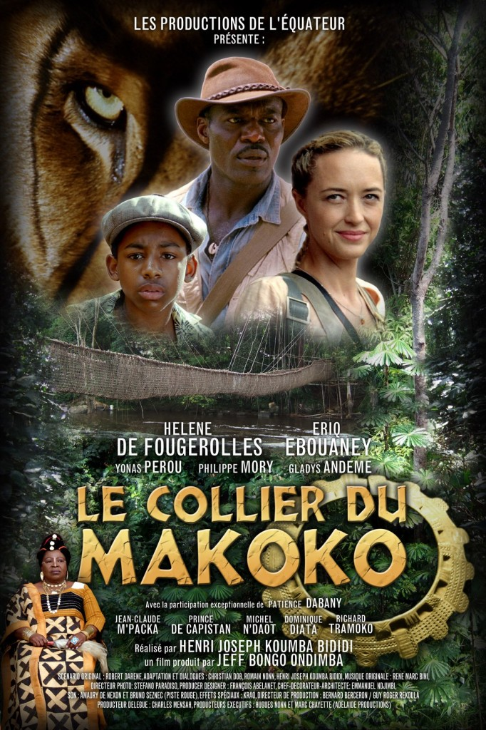 Le Collier de Makoko - Film - https://maziki.fr