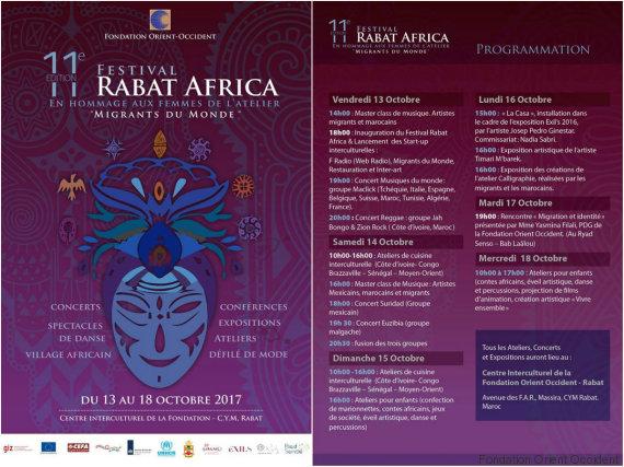 Rabat Africa Festival